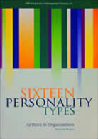 Sixteen Personality Types: At Work In Organisations