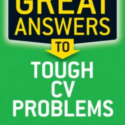 Great answers to tough CV problems